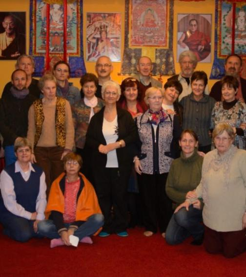 Muditá Idősek Dharma Közössége