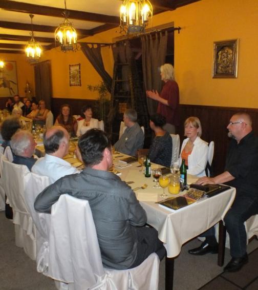 25 éves ünnepi vacsora (2016.05.27.)