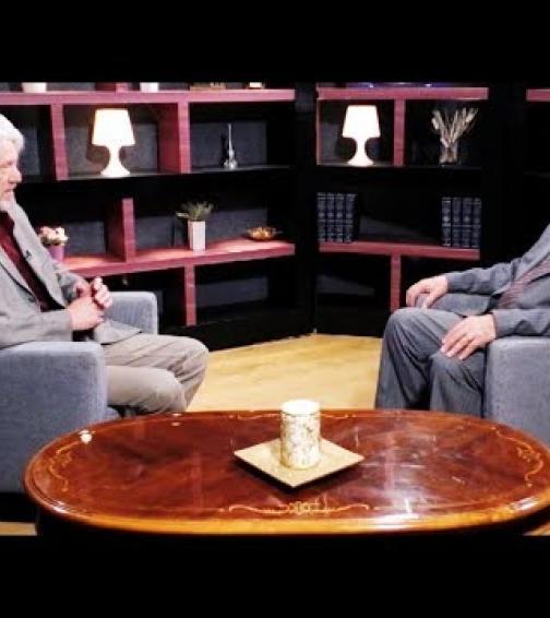 Mireisz László és Platthy Iván beszélgetése