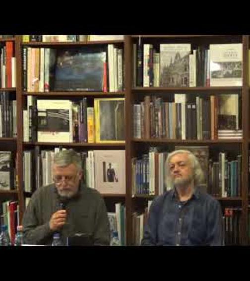 Porosz Tibor könyvbemutatója az Írók boltjában
