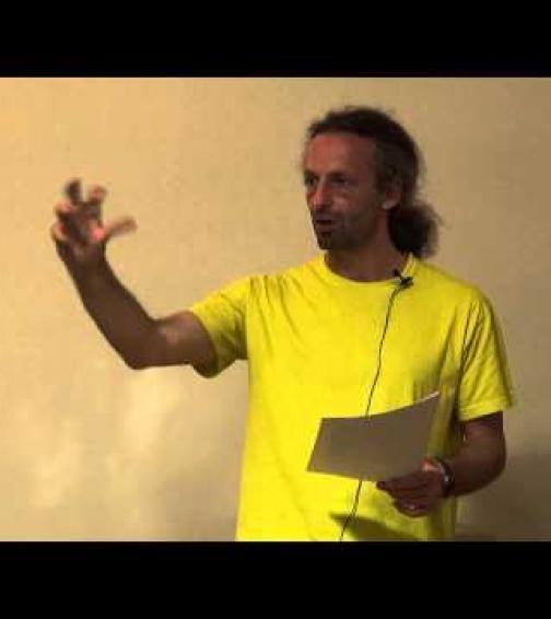 Holdújév 2015 - Cser Zoltán előadása