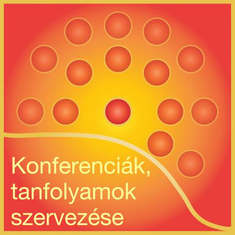 Konferenciák, tanfolyamok szervezése