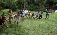 14. Tejút nyári buddhista gyerektábor