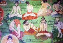 Az energia képzésének tibeti jógája