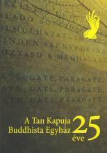 Megjelent A Tan Kapuja Buddhista Egyház 25 éve című kötet