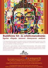 Buddhista hittan és erkölcstan oktatás A Tan Kapuja tanítóival