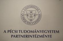 Partnerség a Pécsi Tudományegyetemmel
