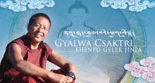 Khenpo Gelek Jinpa: Gyalwa Csaktri (Gyalwa útmutatója)