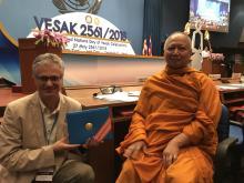 Bangkokban járt A Tan Kapuja Buddhista Főiskola küldöttsége