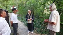 Jamakava Szogen Rósi A Tan Kapujára látogatott