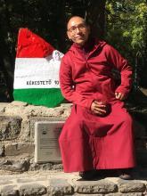 Tanítás a Négy Nemes Igazságról a Tan Kapuján