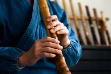 Japán bambuszfuvola (sakuhacsi) kurzusok szeptembertől
