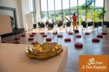Felavatták A Tan Kapuja új szertartástermét Mánfán