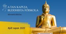 Online nyílt nap A Tan Kapuja Buddhista Főiskolán