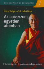 Megjelent! Őszentsége a 14. dalai láma: Az univerzum egyetlen atomban