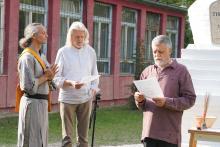 Felavatták a Tiszta Tudat Sztúpát Budapesten