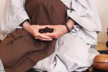 Zen szertartás és beszélgetés online
