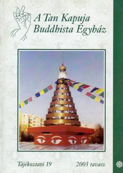 Egyházi Tájékoztató 19. (2003. tavasz)