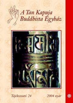 Egyházi Tájékoztató 24. (2004. nyár)