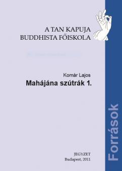 Mahajána szutrák 1.