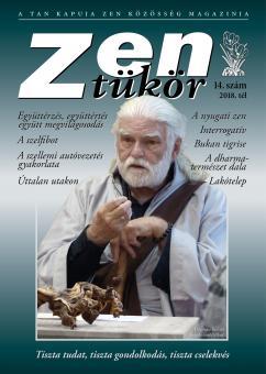 ZEN TÜKÖR - VIII. ÉVFOLYAM, 1. SZÁM (2018)