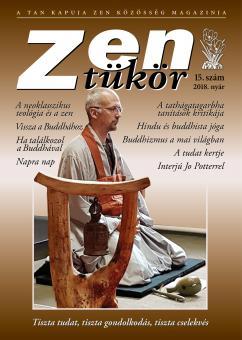 ZEN TÜKÖR - VIII. ÉVFOLYAM, 2. SZÁM (2018)