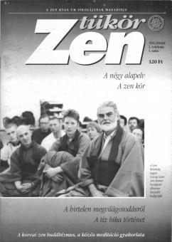Zen tükör - II. évfolyam 1. szám (1994)