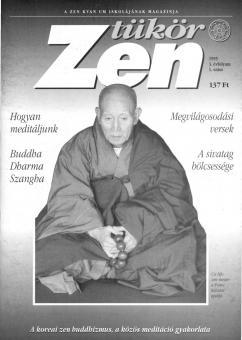 Zen tükör - III. évfolyam, 1. szám (1995)