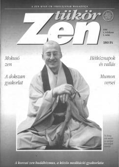 Zen tükör - IV. évfolyam, 1. szám (1996)