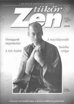 Zen tükör - I. évfolyam, 1. szám (1993)